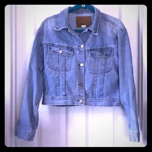 Vtg. Abercrombie & Fitch Jeans Jacket